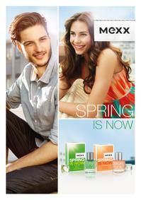 Постер Mexx Spring is Now Man