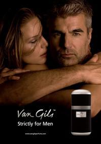 Постер Van Gils Strictly for Men