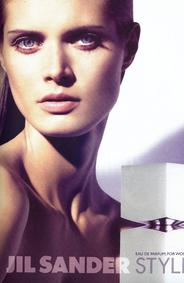 Постер Jil Sander Style