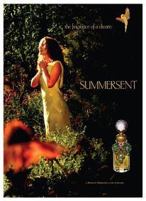 Постер Marjorie Midgarden Fragrances Summersent