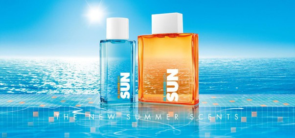 Постер Jil Sander Sun Bath Men