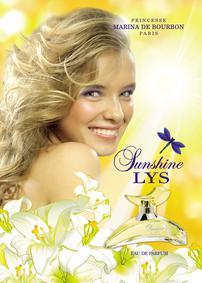 Постер Princesse Marina De Bourbon Sunshine Lys