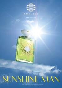 Постер Amouage Sunshine Man