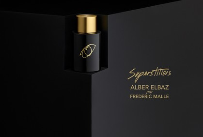 Постер Frederic Malle Superstitious