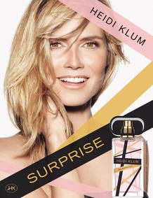 Постер Heidi Klum Surprise