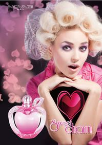 Постер Novae Plus Sweet Charm Pink