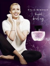 Постер Kylie Minogue Sweet Darling