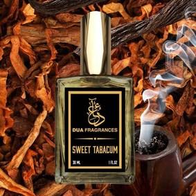 Постер Dua Fragrances Sweet Tabacum