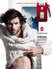 Постер Victorinox Swiss Unlimited
