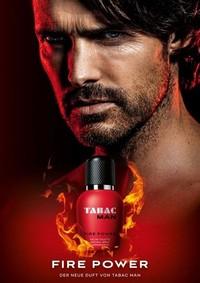 Постер Maurer & Wirtz Tabac Man Fire Power