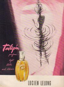 Постер Lucien Lelong Tailspin