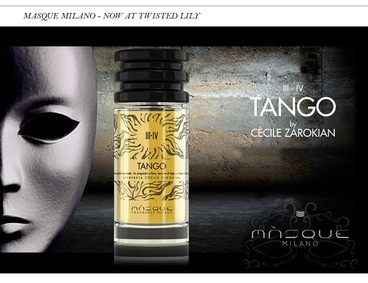 Постер Masque Tango