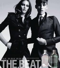 Постер Burberry The Beat