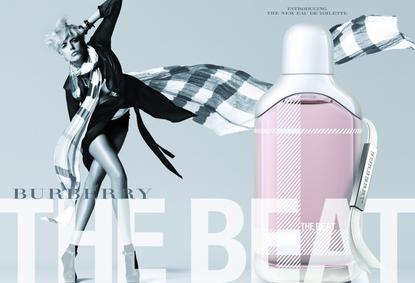 Постер Burberry The Beat Eau de Toilette