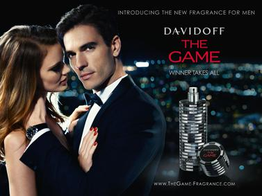 Постер Davidoff The Game