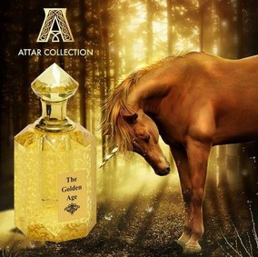 Постер Attar Collection The Golden Age