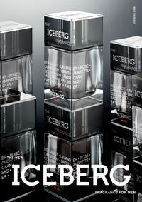 Постер The Iceberg Fragrance for Men