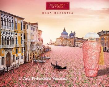Постер The Merchant of Venice Rosa Moceniga