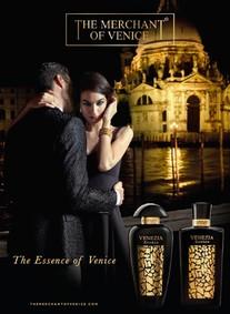 Постер The Merchant of Venice Venezia Essenza Pour Femme