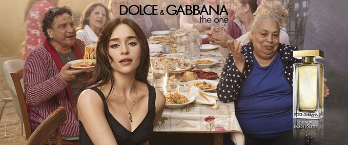 Постер Dolce&Gabbana The One Eau De Toilette