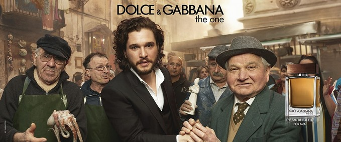 Постер Dolce&Gabbana The One for Men