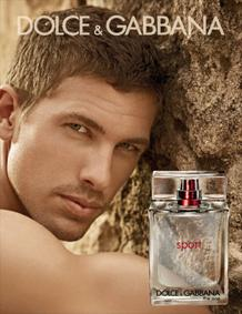 Постер Dolce&Gabbana The One for Men Sport