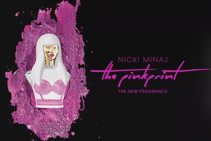 Постер Nicki Minaj The Pinkprint