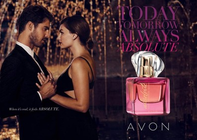 Постер Avon Today Tomorrow Always Absolute