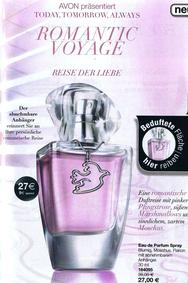 Постер Avon Today, Tomorrow, Always Romantic Voyage