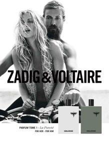 Постер Zadig & Voltaire Tome 1 : La Pureté for Her