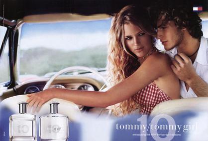 Постер Tommy Hilfiger Tommy 10