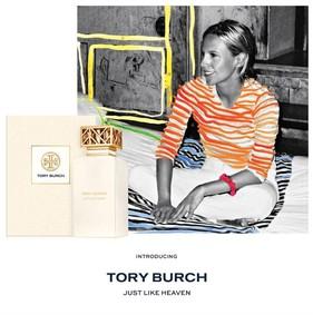 Постер Tory Burch Just Like Heaven