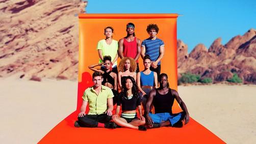 Постер Kenzo Totem Orange