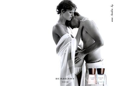 Постер Burberry Touch for Men