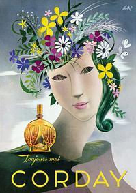Постер Corday Toujours Moi