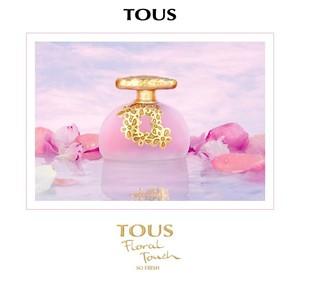 Постер Tous Floral Touch So Fresh