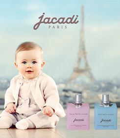 Постер Toute Petit Jacadi Eau De Senteur Girl