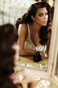 Постер Kim Kardashian True Reflection