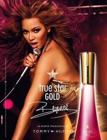 Постер Tommy Hilfiger True Star Gold