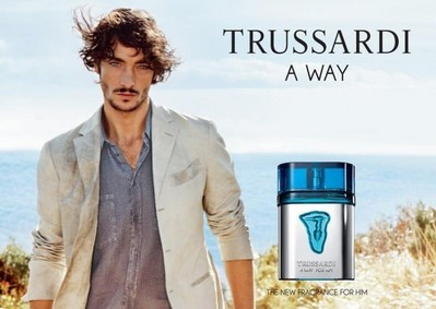 Постер Trussardi A Way For Him
