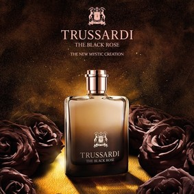 Постер Trussardi The Black Rose