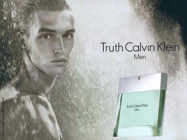 Постер Calvin Klein Truth Men