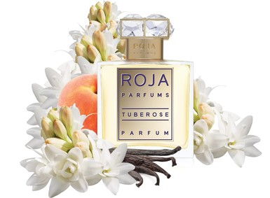 Постер Roja Parfums Tuberose Pour Femme