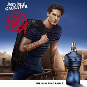 Постер Jean Paul Gaultier Ultra Male