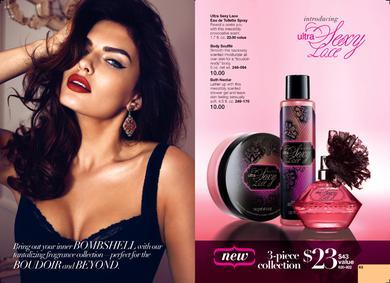 Постер Avon Ultra Sexy