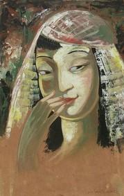 Постер Иверия Улыбка фрески