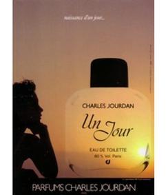 Постер Charles Jourdan Un Jour