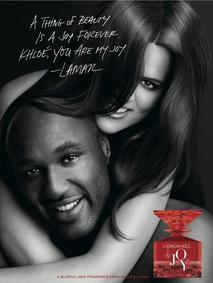 Постер Khloe and Lamar Unbreakable Joy