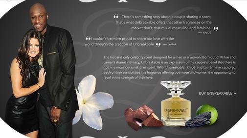 Постер Khloe and Lamar Unbreakable