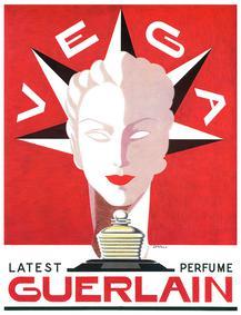 Постер Guerlain Véga